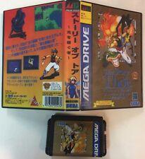 The Story of Thor JP Mega Drive (Beyond Oasis) Sega Genesis