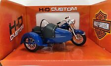 Maisto - 32420 - Harley Davidson 1952 FL Hydra Glide Scale 1:18 - Blue