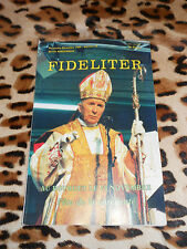 Revue - FIDELITER n° 72, 1989