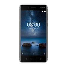 Nokia 8 Steel 4gb RAM 64gb Storage Unlocked