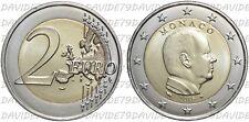 2 EURO PRINCIPATO DI MONACO 2018 - ALBERTO II