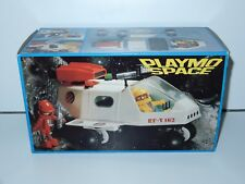 PLAYMOBIL PLAYMOSPACE 3534 SPACE SHUTTLE 100% COMPLETE IN BOX 1982 GEOBRA