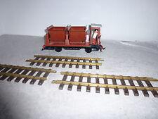 Playmobil Eisenbahn LOREN Wagon+LGB Schienen+  Rarität