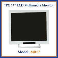 "TPC Dental 17"" LCD Multimedia Monitor M017"