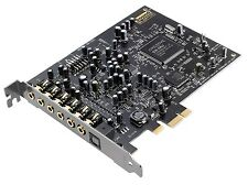 Creative Sound Blaster Audigy PCIe RX 7.1 Sound Card with High Performance He...