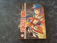 manga  YAKUZA GIRL n° 2