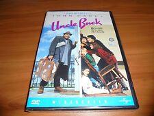 Uncle Buck (DVD, 1998, Widescreen) John Candy NEW
