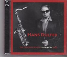 Hans Dulfer-The Famous Grouse Greatest 2 cd album