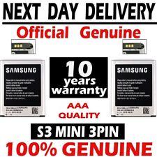 Nuevo Reemplazo Samsung Galaxy S3 MINI y Galaxy ACE 2 Batería 1500 mAh 3 Pin