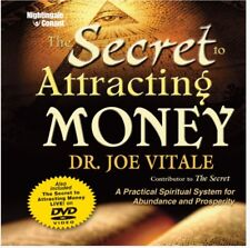 Law of Attraction | The Secret to Attracting Money | Joe Vitale | 6 Cd's + more