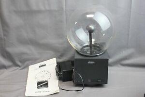 Vintage 1987 Eye of the Storm PLASMA Light Globe Tesla Rabbit