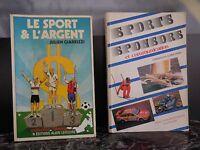 Sports sponsors et communication Le sport et l'argent ARTBOOK by PN