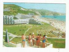 Schöne Ak Bulgarien Kurort Albena Strand Schwarzes Meer 1980