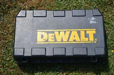 DeWalt tool case (empty)
