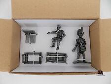 Figurine MHSP Atlas Napoléon assis + Chaise Table + Servant d'Artillerie N°13