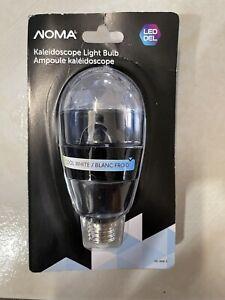 Noma Kaleidoscope Light Bulb Cool White LED New