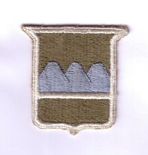 WWII - 80th INFANTRY DIVISION (Original patch)