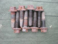 CYL. HEAD BOLTS ( Qualcast Suffolk Punch 35S Engine )