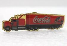 Coca-Cola - CAMION COCA-COLA - PINS attacco bottone a innesto