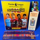Panini Adrenalyn XL 2020-2021: Binder 70 cards 12 Foils. Aguero Limited. Album