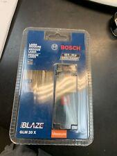 New Listingbosch Glm 20 X Blaze 65 Ft Laser Distance Measurer Open Box
