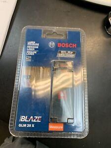Bosch GLM 20 X BLAZE 65 ft. Laser Distance Measurer - NEW!!