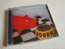 DOGON Who Is Playing In The Shadow Of Whom? CD WALLACE ZU MASSIMO PUPILLO