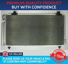 CONDENSER AIR CON RADIATOR TO FIT TOYOTA CELICA T23 1999 TO 2006 1.8 PETROL