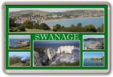 FRIDGE MAGNET - SWANAGE - Large - Dorset TOURIST