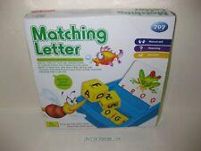 Matching Letter Game Spelling Reading Game Preschool Kindergarten Kids Boggle