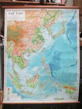 1960-1969 Date Range Antique World Maps & Atlases