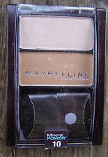 Maybelline Mineral Power Bronzing Powder Duo  -Glistening Sands #10 -  ~New~