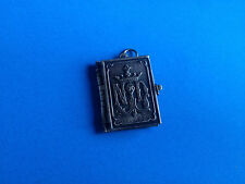 Ancien Livre Miniature Cartes Postales Notre Dame de Lourdes / Religious Book