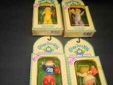 Cabbage Patch kids (Lot of 4) 1st edition Poseable figures NIB