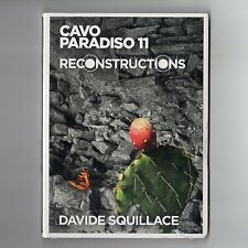 Davide Squillace-CAVO PARADISO 11 reconstructions-CD NUOVO OVP-tech house