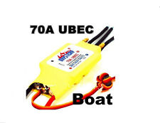 Mystery RC 80A 2-7s Brushless ESC W/ Water Cooling with 5V 5A UBEC for Boat V2.1