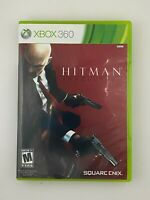 Hitman: Absolution - Xbox 360 Game - Complete & Tested