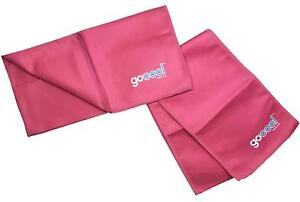 GoCool by Mission Instant Cooling Towel and Wrap Sets (Pink)