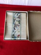 Rare Antique Chinese Silk Embroidered Single Sleeve Panel