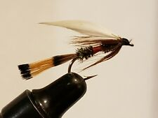 QTY 2** ROYAL COACHMAN WET FLY ** QTY 2 FLIES - SIZE 8  FREE SHIPPING