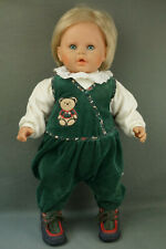 Zapf 65-20 hermosas vieja muñeca chico