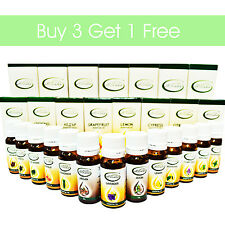 Buy 3 Get 1 Free 100% Pure Essential Oils Therapeutic Grade Aromatherapy Oil