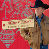 George Strait Classic Christmas Vinyl New Sealed Copy Bonus Track