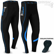 BRISK MTB Shorts Coolamax Padded Detachable Inner Lining Style Adult X