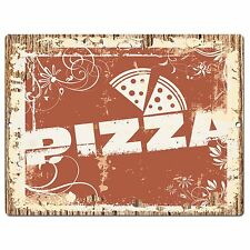 PP0942 PIZZA Parking Plate Chic Sign Home Restaurant Kitchen Decor Gift