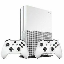 Microsoft Xbox One S Two-Controller Bundle 1TB Gaming Console