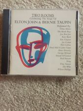 TWO ROOMS CELEBRATING THE SONGS ELTON JOHN & BERNIE TAUPIN CD 1991