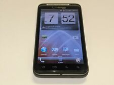 HTC ThunderBolt ADR6400L 4G LTE Verizon Wireless 4GB Black Smartphone/Cell Phone