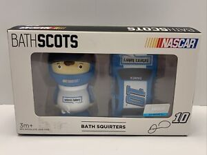 BATHSCOTS Nascar DANICA PATRICK #10 BATH SQUIRTERS Officially Licensed Product