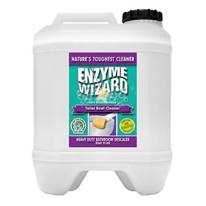 Enzyme Wizard Toilet Bowl Cleaner 10lt Cube